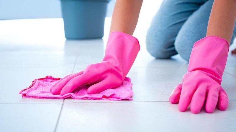 HOW TO CLEAN CERAMIC FLOOR